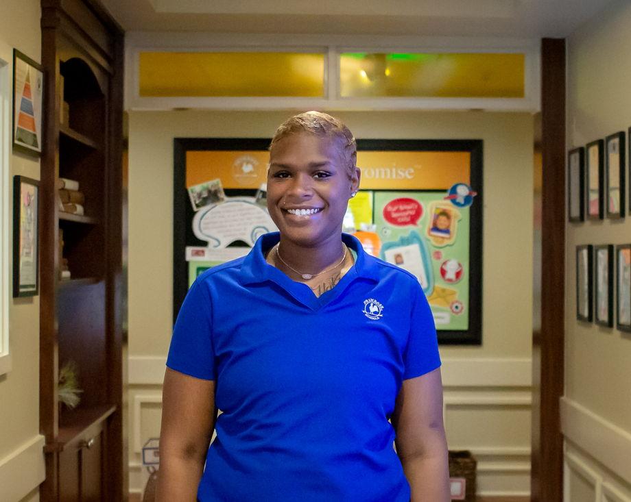 Ashlie Sanders , Toddler Teacher