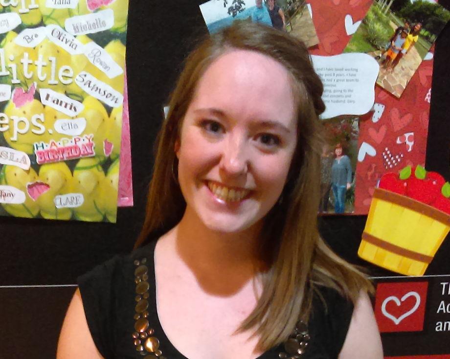 Ms. Brittany Budd , Preschool II Lead Teacher