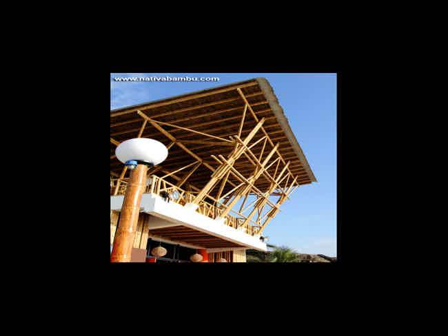 Nativa Bambu-Montañita
