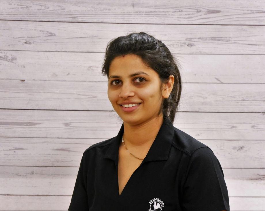 Mrs. Agarwal , Toddler Teacher