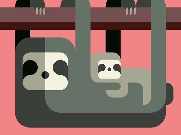 ナマケモノ Nemury's Sloth