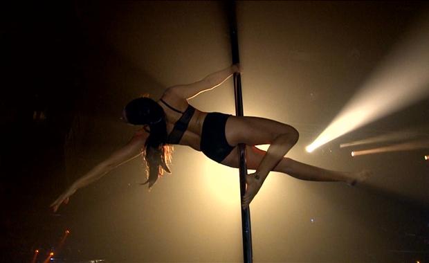 תמונה מהסרט רקדנית עמוד וסרט