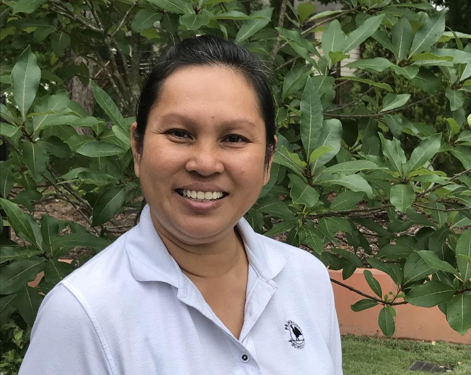 Angela Brodie, Toddler Teacher