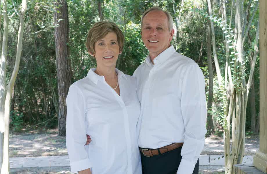 Franchise Owners of Primrose School Paula and Charlie Morgan