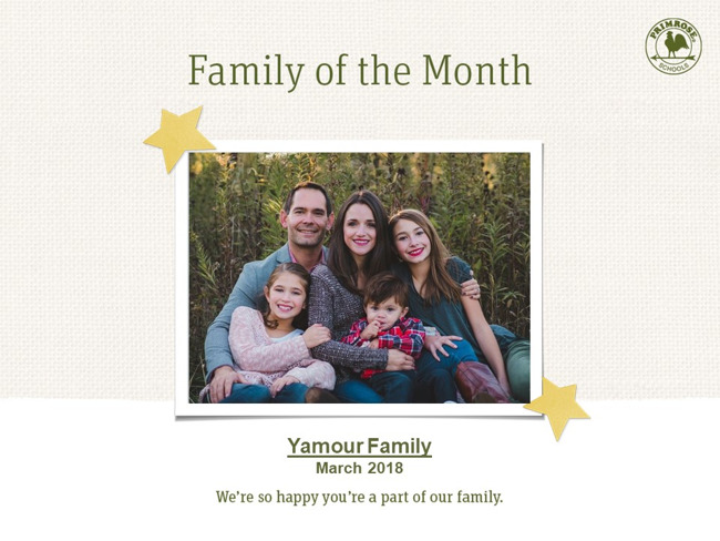 Yamour  Family