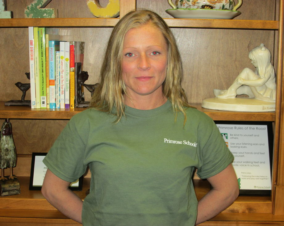 Ms. Jamie Coulter , Early Preschool Teacher