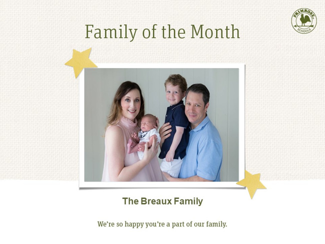 the Breaux Family