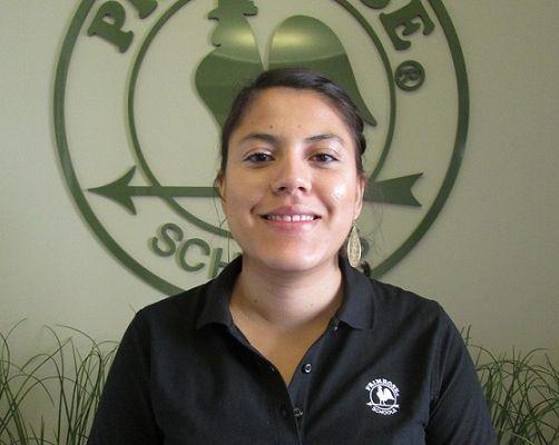 "Alejandra ""Lale"" Marin , Primary Teacher, Preschool Green"