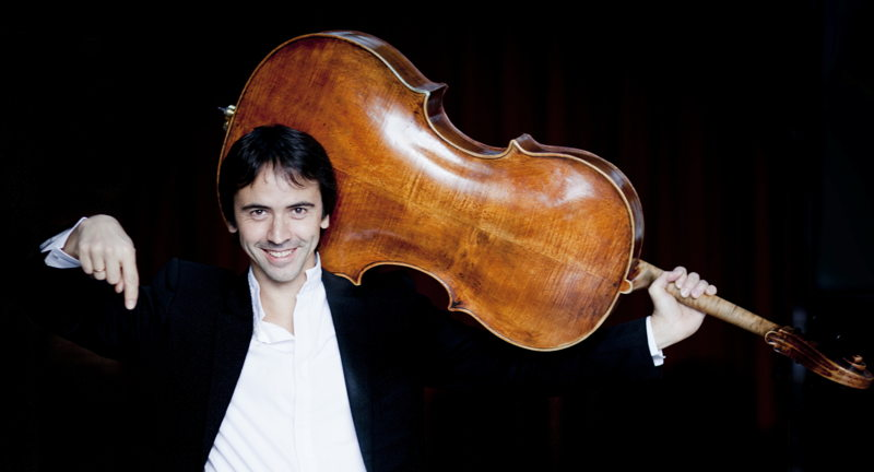 Tuesday Evening Concert Series presents JEAN-GUIHEN QUEYRAS, cello & ALEXANDER MELNIKOV, piano