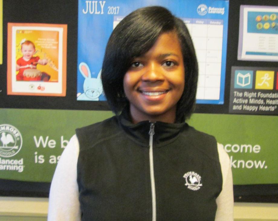 Kierra Barnes, Early Preschool teacher