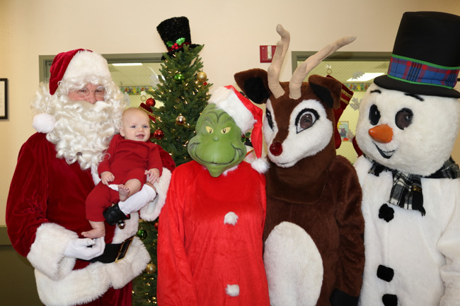 Happy Holidays from Primrose