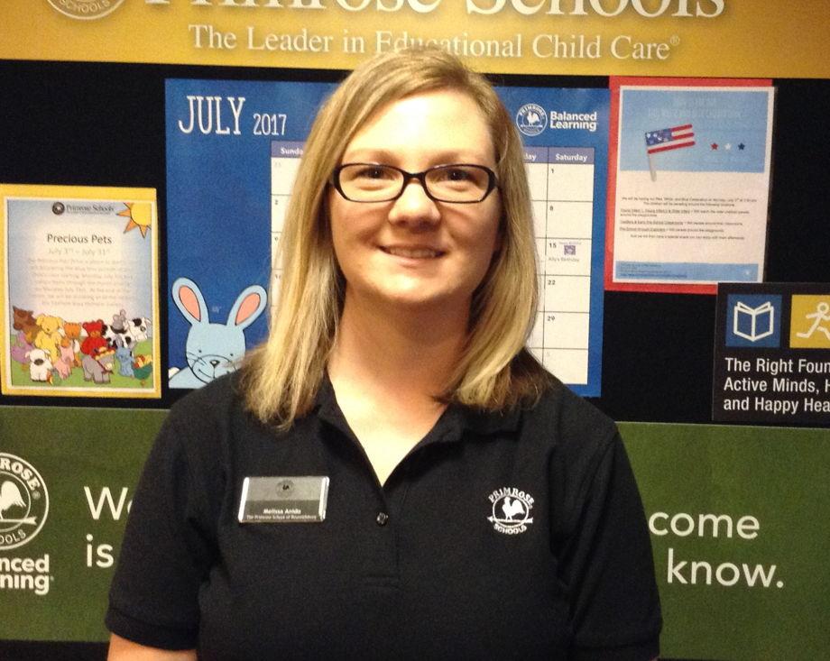 Ms. Melissa Anido, Preschool Teacher