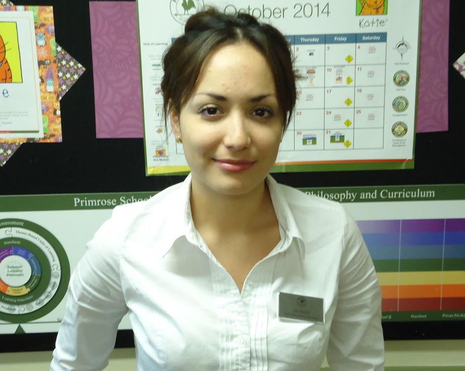 Ms. Garcia , School Director