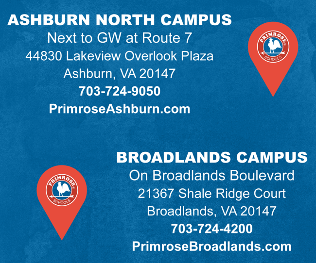 Ashburn North Campus and Broadlands Campus
