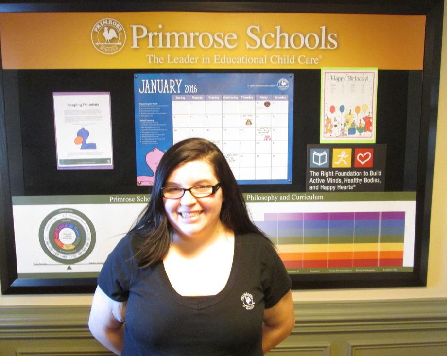 Ashley Bent, Young Toddler Teacher