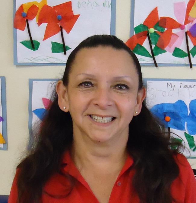 photo of Mrs. Hunter