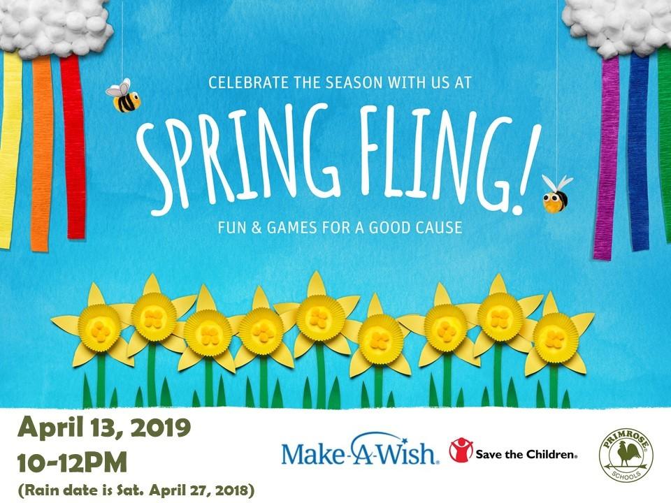 Spring Fling Charity Fundraiser 2019