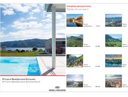 Private Residences Suisse