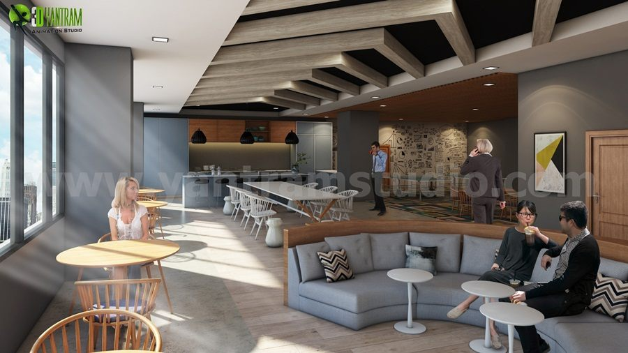 office interior design tips. modern office interior design tips for pantry and waiting areas by yantram firms | yantramstudio awrd アワード