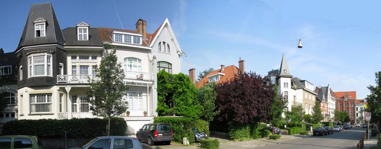 Bruxelles - Quartier Molière