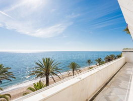 Immobilien direkt am Strand