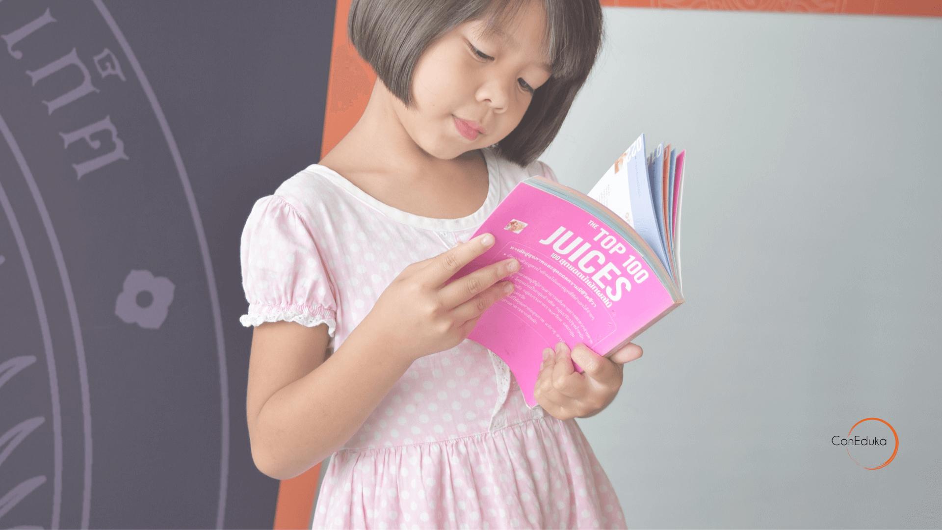 los beneficios de la lectura en los niños