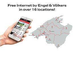 Free internet by Engel & Völkers