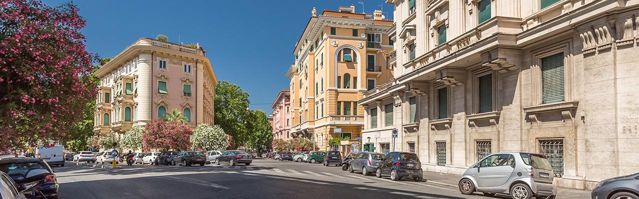 Comprare e vendere casa in zona parioli roma prezzi di for Affitto studio roma parioli
