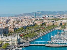 Appartements et maisons à Barcelone