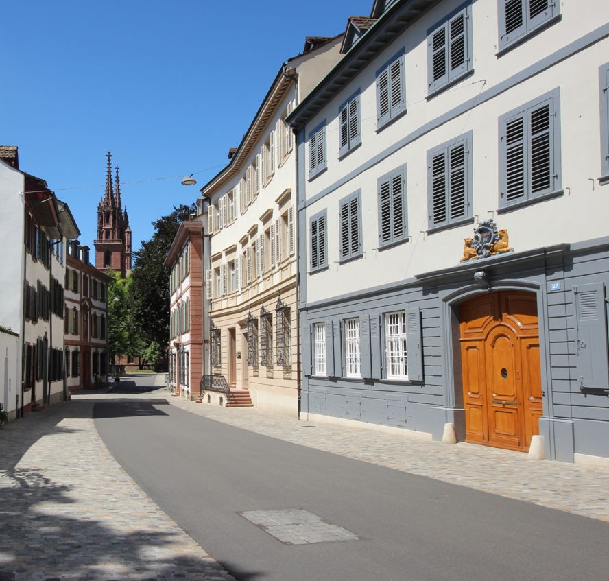 Immobilien in Zug - Basel
