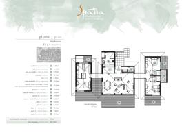 Plans de villa T3
