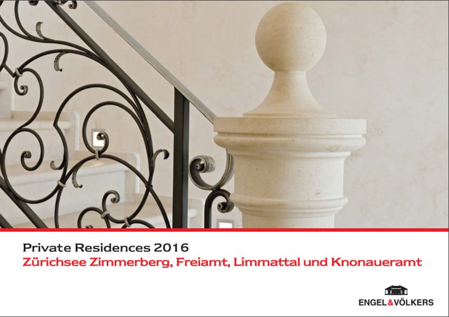 Immobilien in Thalwil - Private Residences 2016