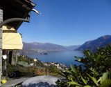 Ascona - House in the Ticino style with fantastic view