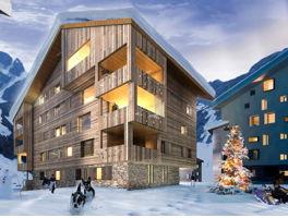 Resort Andermatt Swiss Alps