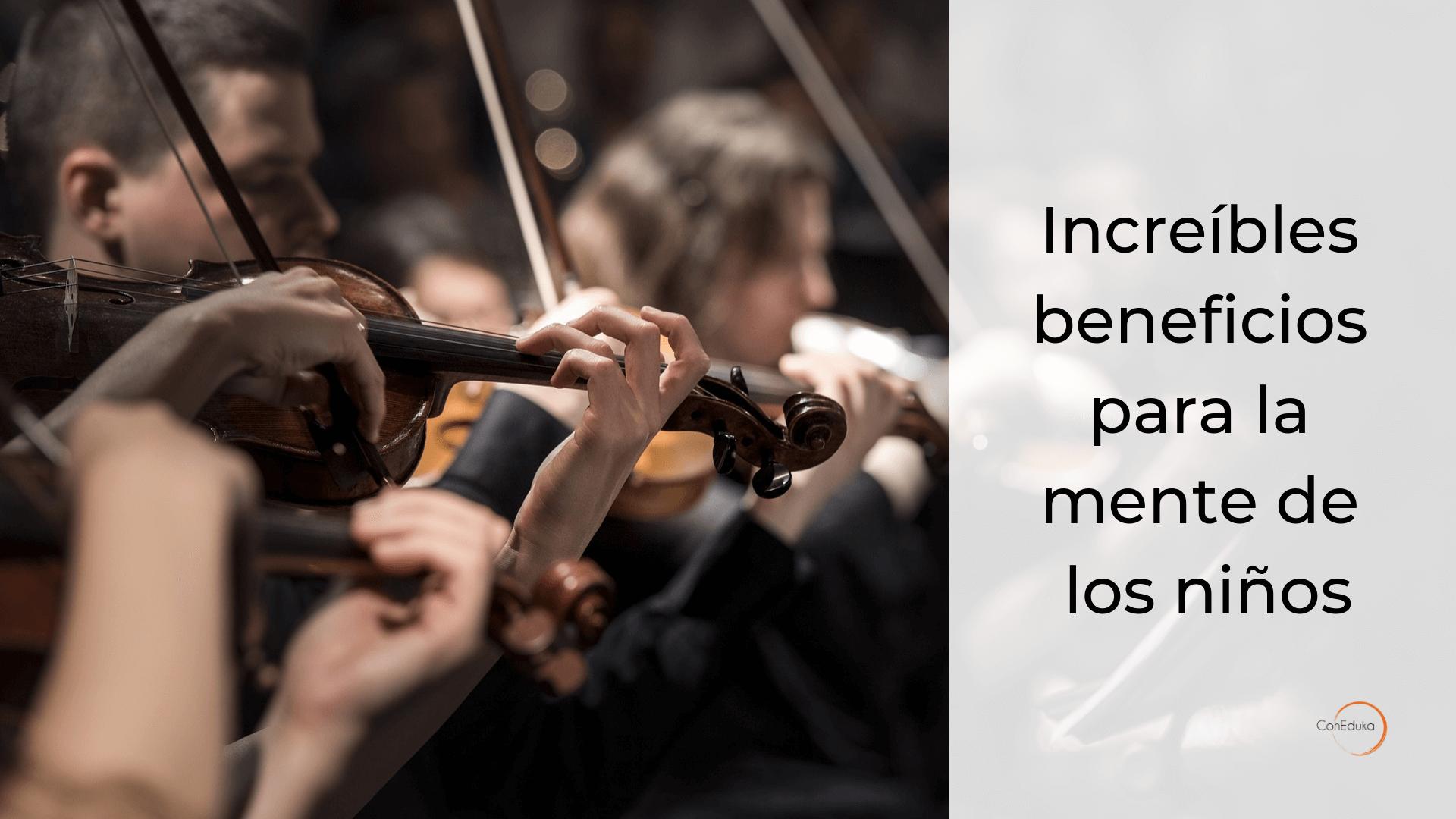beneficios de la música clásica
