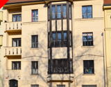 Real estate in Prague - Nice apartment building