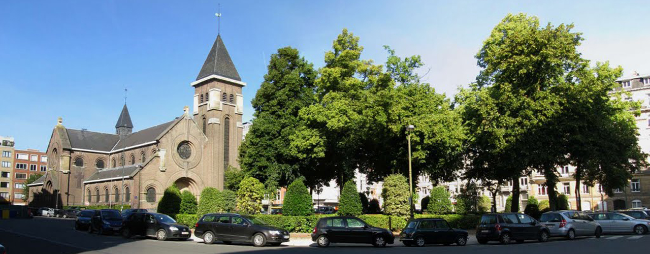 Bruxelles - Brugmannplein