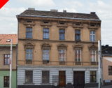 Prague - Building with apartments before reconstruction