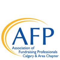 Association of Fundraising Professionals, Calgary & Area Logo