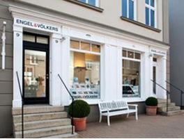 Unser Shop in Blankenese