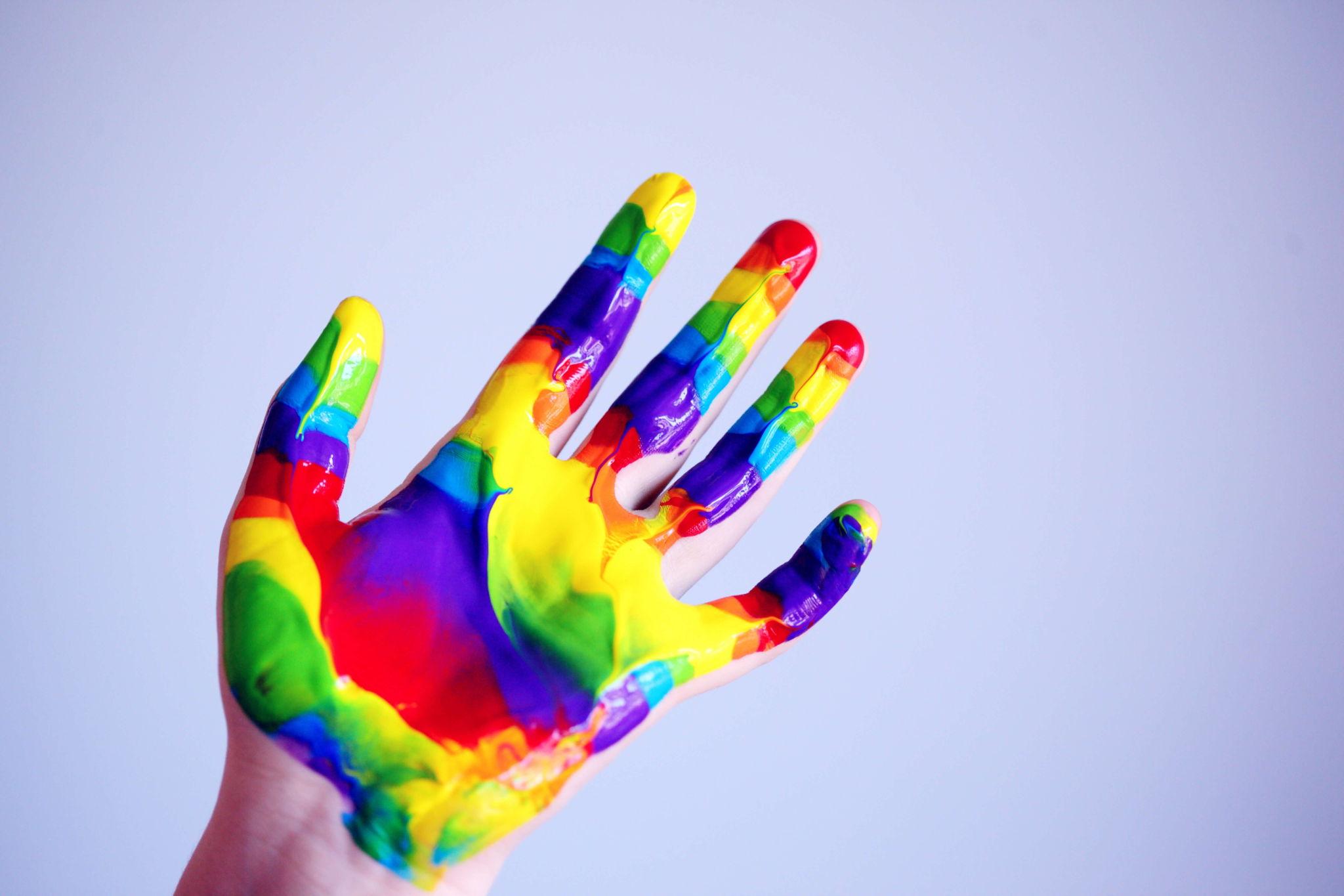 estimular la creatividad en los niños