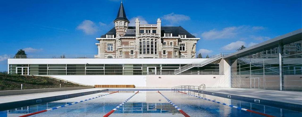 L'Immobilier à Bruxelles - Centre sportif du David Lloyd