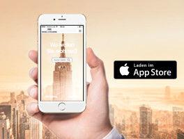 Immobiliensuche – jetzt als App!