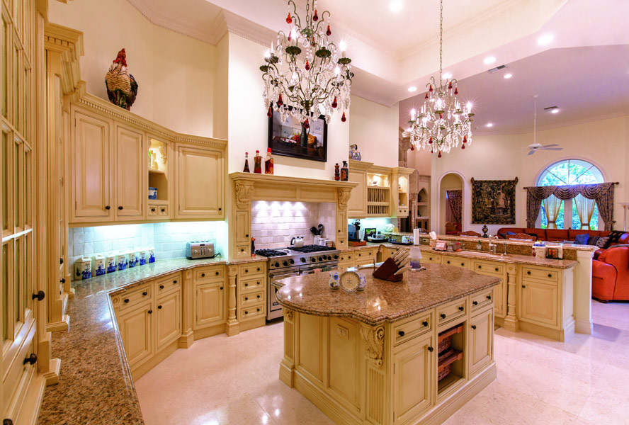 An interior design dream an american style kitchen for American style kitchen