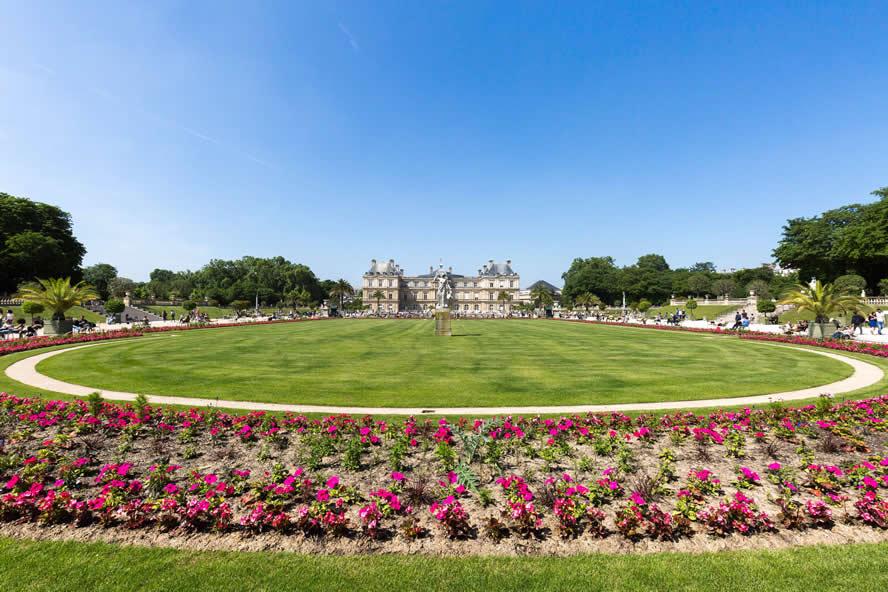 Les plus beaux espaces verts de paris le jardin du luxembourg for Espace vert paris