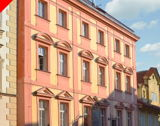 Real estate in Prague - Historical building near Prague Castle