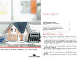 Steuern bei Immobilien - Online Ratgeber