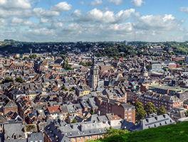 Licences disponibles en Wallonie