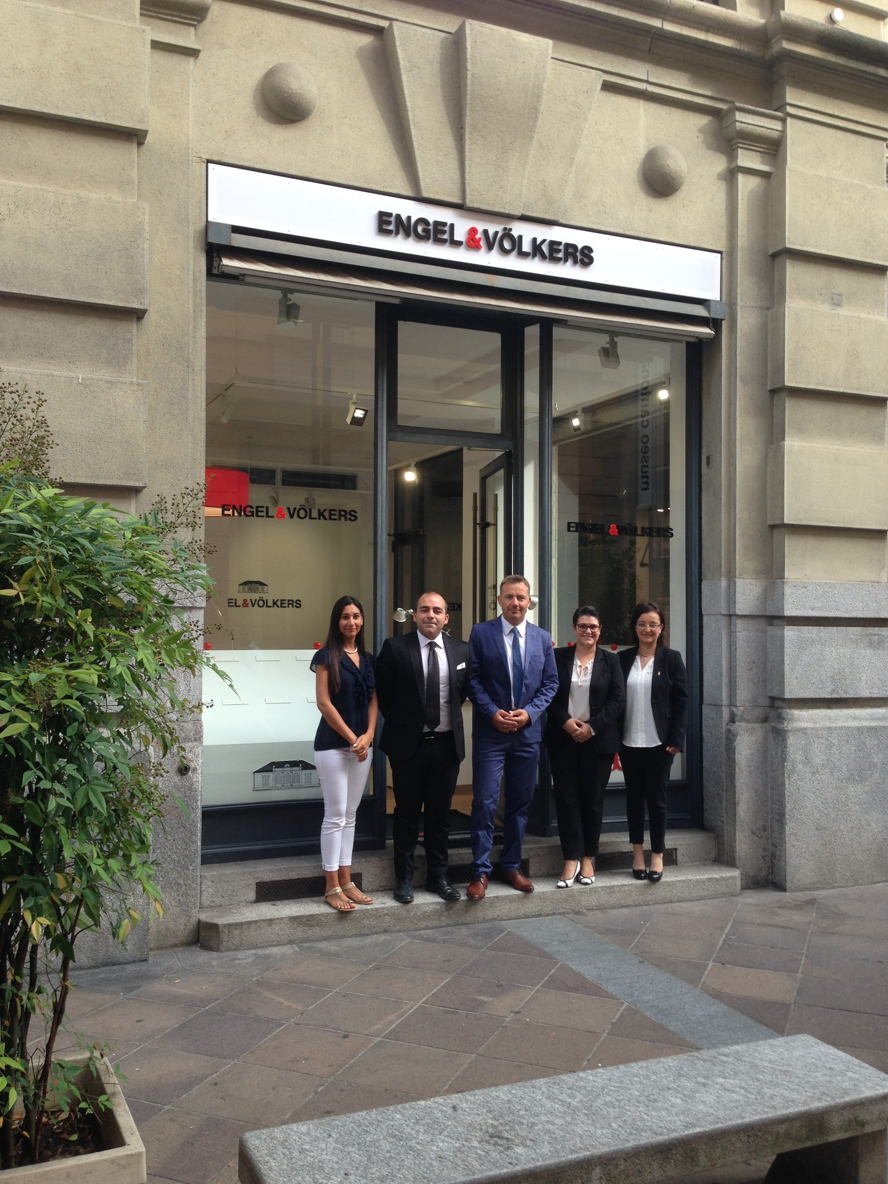 Real estate in Lugano - Team Engel & Völkers Lugano