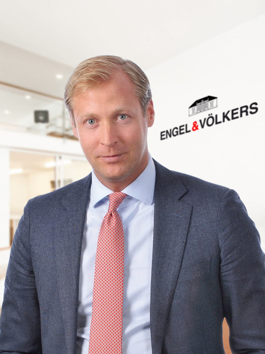 South Africa - Sven Odia, Co-CEO of Engel & Völkers AG